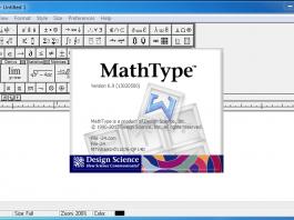 MathType-6.9